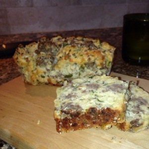 Sausage Bread with Sage