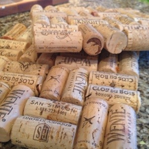 Wine Cork Hot Pads