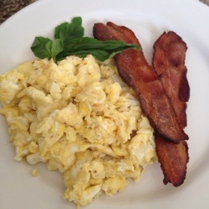 Scrambled Eggs Basics