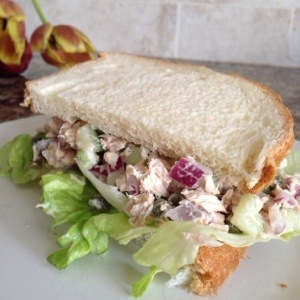 Tuna Salad with a Twist